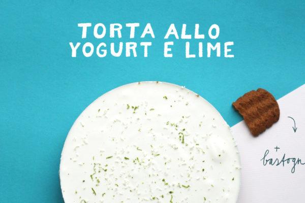Torta allo yogurt e lime (ricetta)