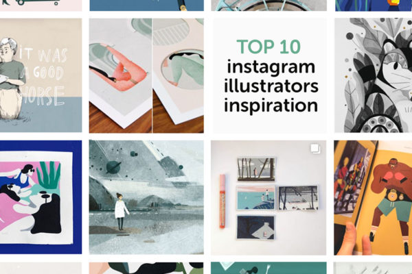My top 10 Instagram illustration inspiration
