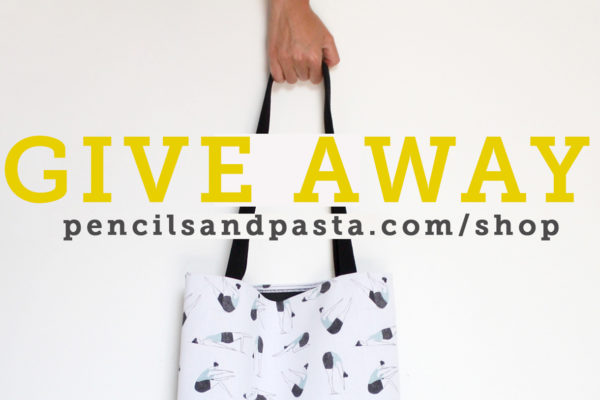 Giveaway: Win this Pilates Ladies tote bag!
