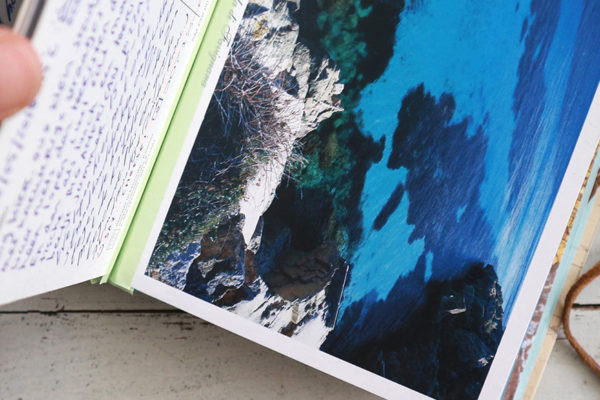 The postcard book: a book full of memories