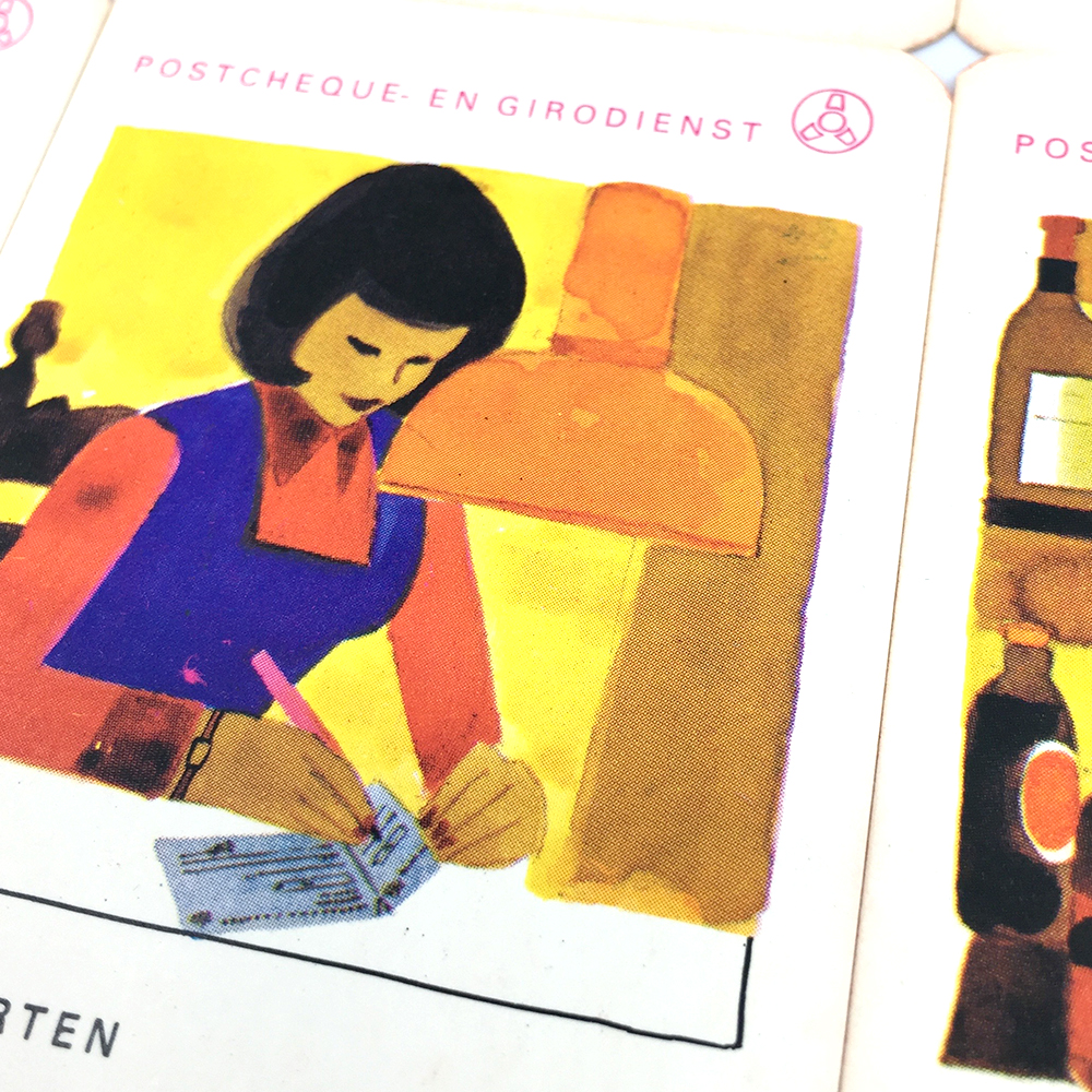 PTT quartet game illustration