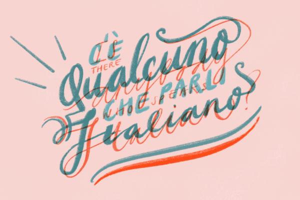 Italiano, anyone?