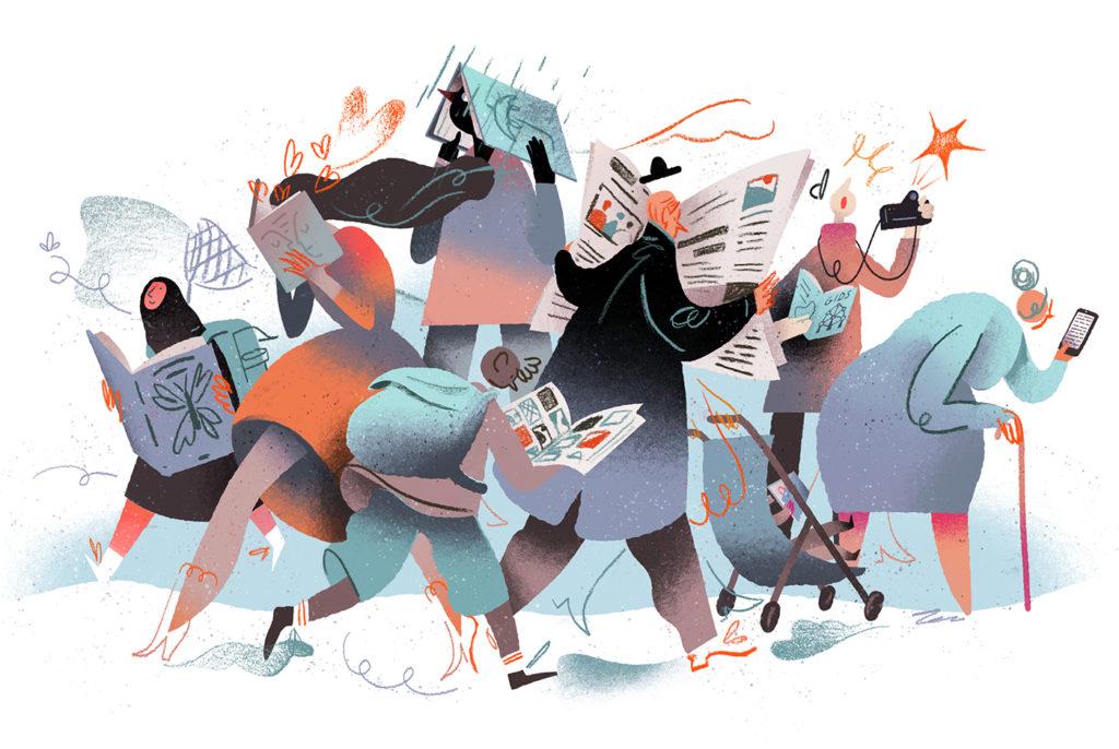 illustration by Eleni Debo