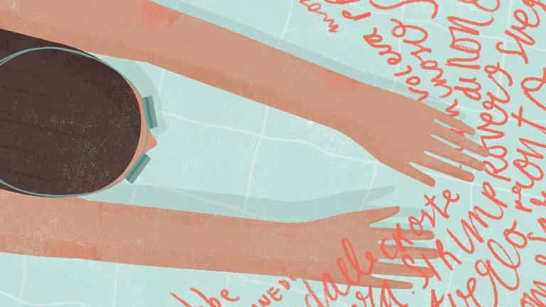 illustration by Annemarie Gorissen